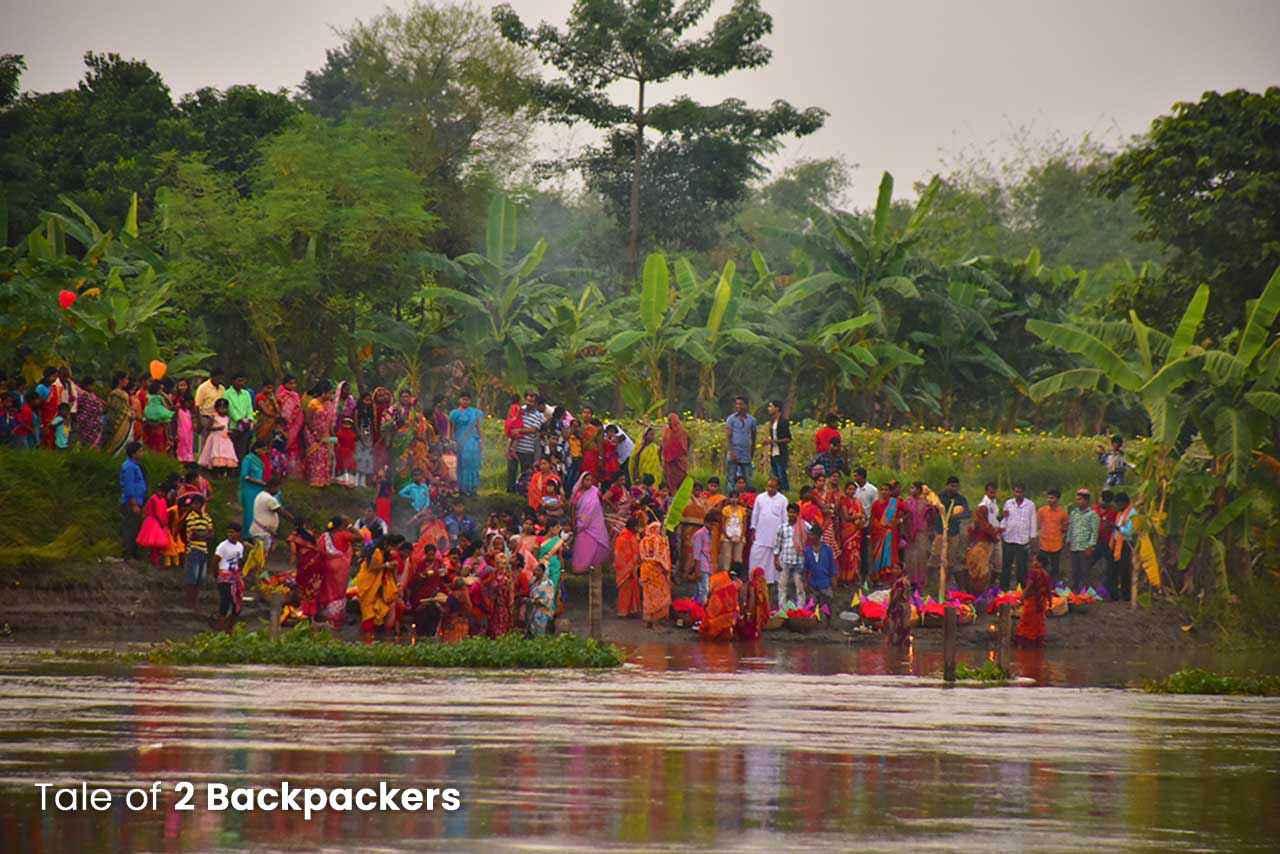 Chhat Puja Bihar - Religious festivals of India
