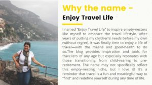 Enjoy Travel Life Blog