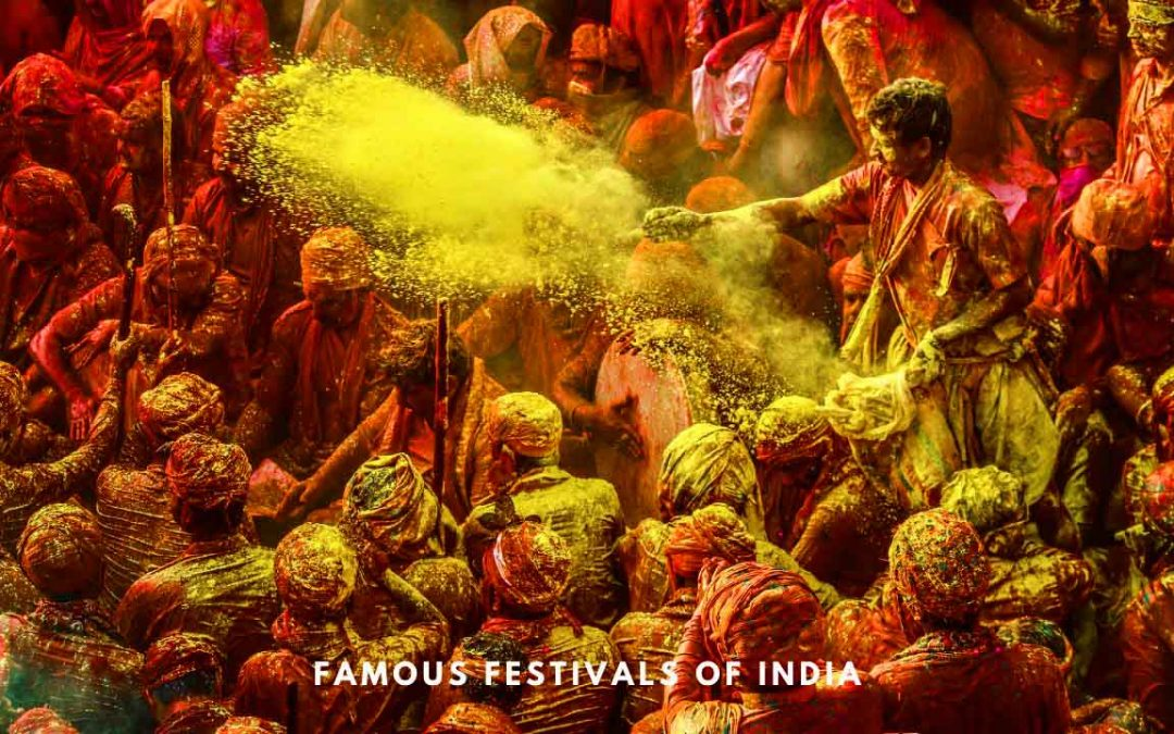 20 Colourful and Famous Festivals of India That You Must Visit