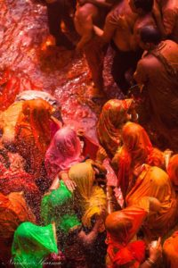 Holi in India - Festival of colors
