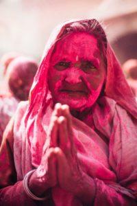 Festival of colors India - Holi