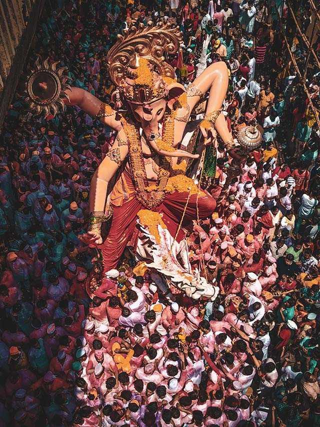Ganesh Chaturthi - Indian Festivals