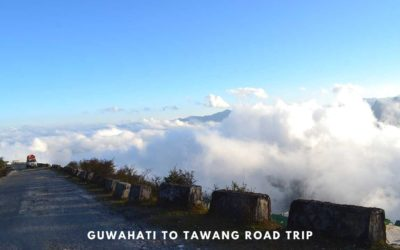 Guwahati to Tawang Road Trip – Information, Guide & Map