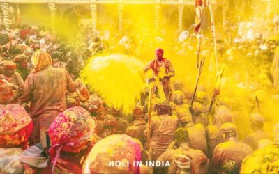 Holi in Vrindavan, Mathura & Barsana – Why Should You Visit?