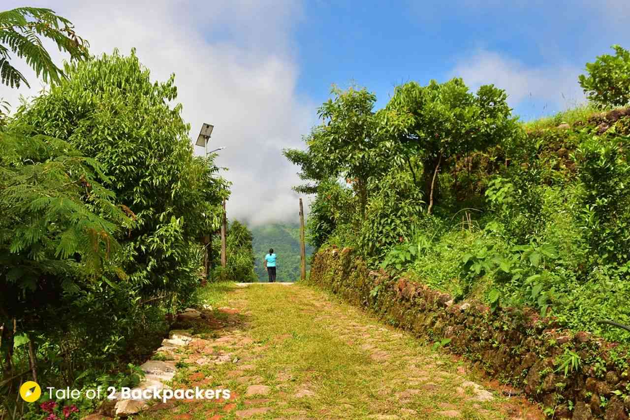 Kongthong a beautiful and offbeat village in Meghalaya
