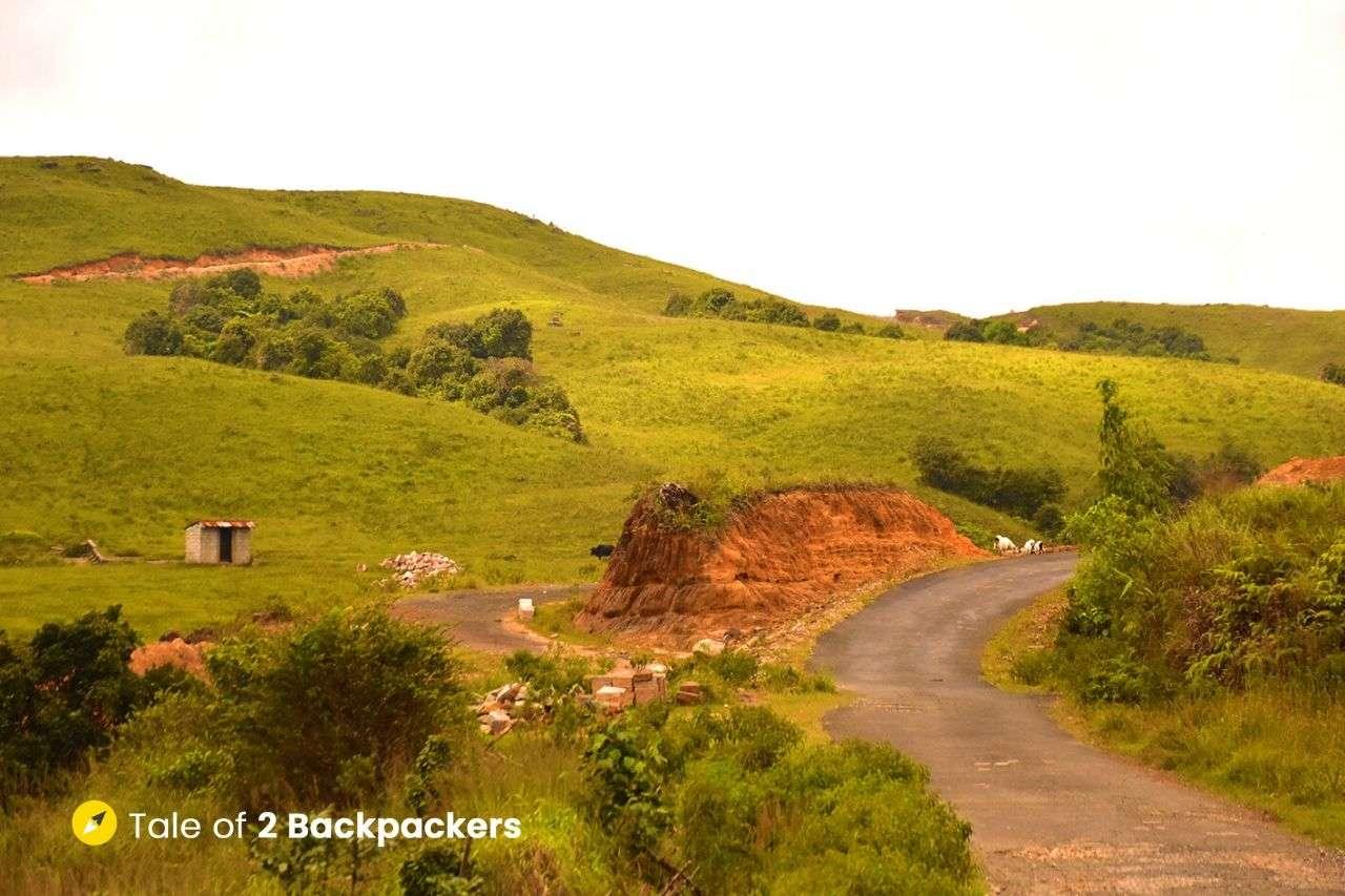 Langkawet roads - offbeat Meghalaya