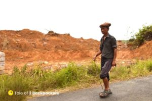 local villager from Meghalaya