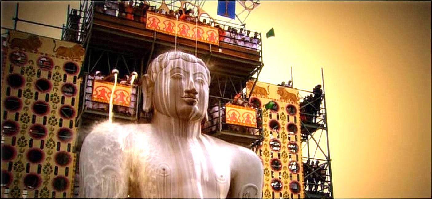 Mahamastakabhisheka of Bahubali at Shravanbelagola, Festivals of India