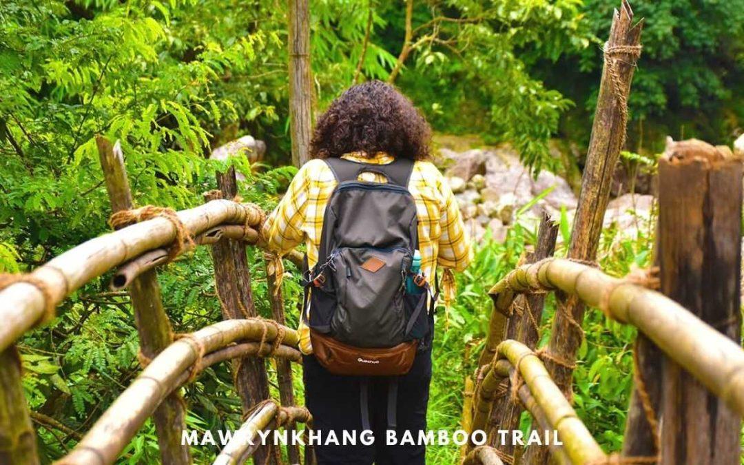 Mawryngkhang Trek (Bamboo Trail) Meghalaya – Guide to The Scariest Trek