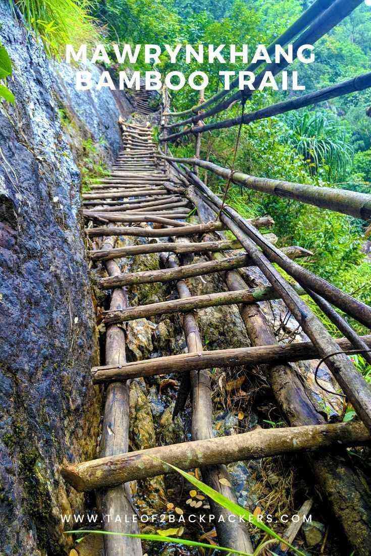 Mawrynkhang Trek or Bamboo Trail Meghalaya Guide