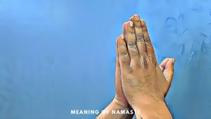 Meaning of Namaste ot Namaskar