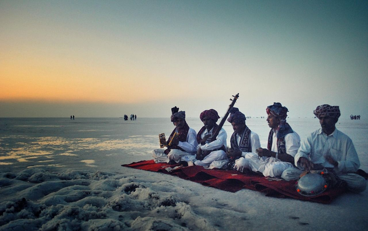 Rann Utsav Gujarat - Indian folk festivals
