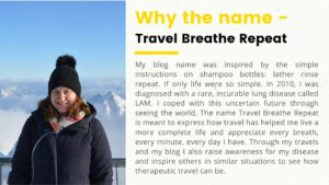 Sarah from Travel Breathe Repeat