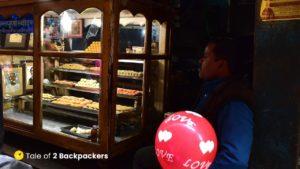 Sweets in Varanasi
