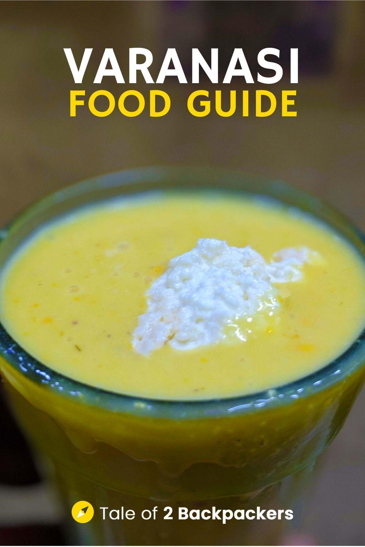 Thandai in Varanasi - Food Guide
