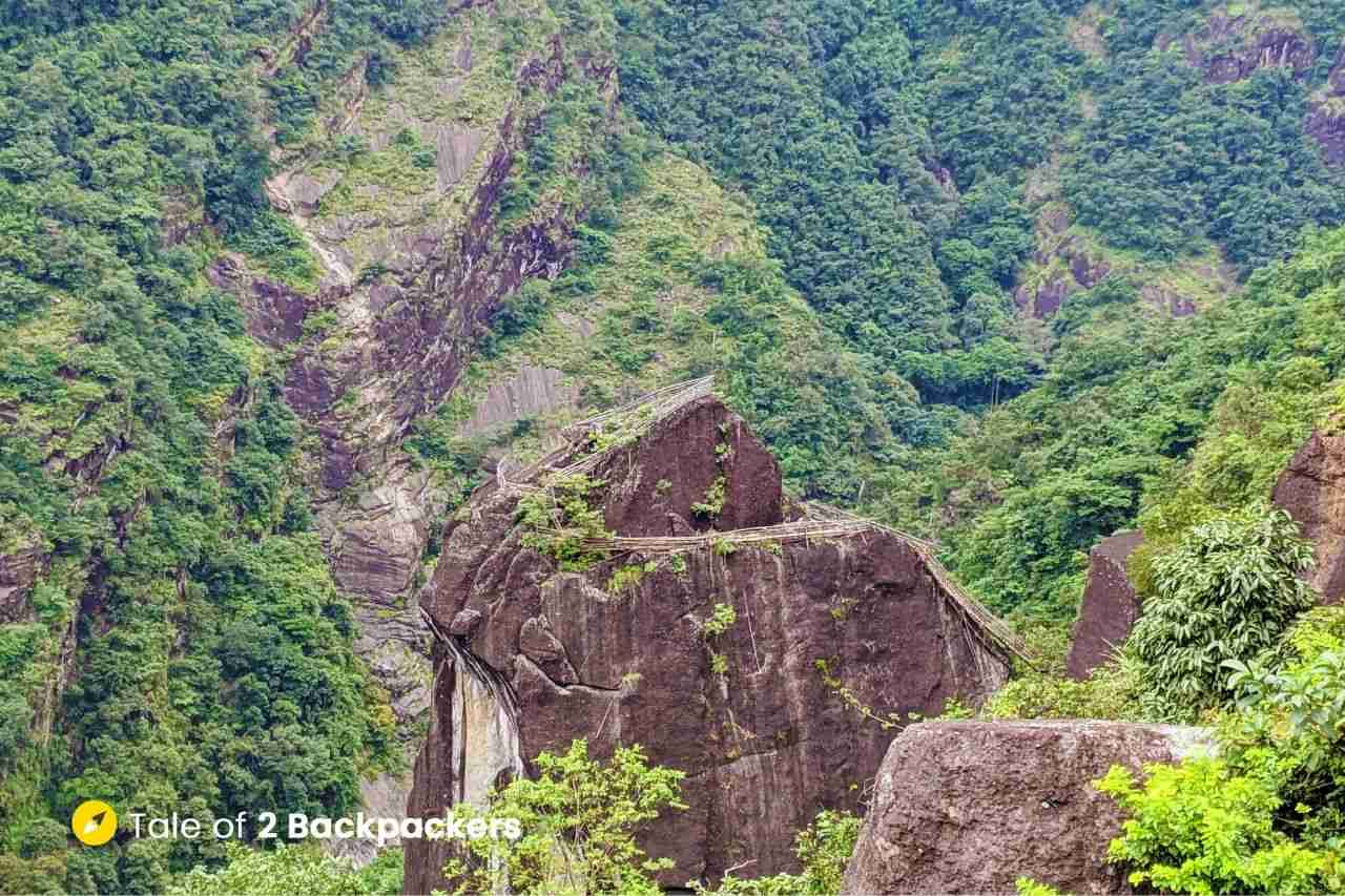 U Mawrynkhang - offbeat trek in Meghalaya
