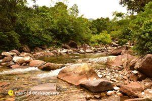 Wahrew River Bamboo Trail Meghalaya