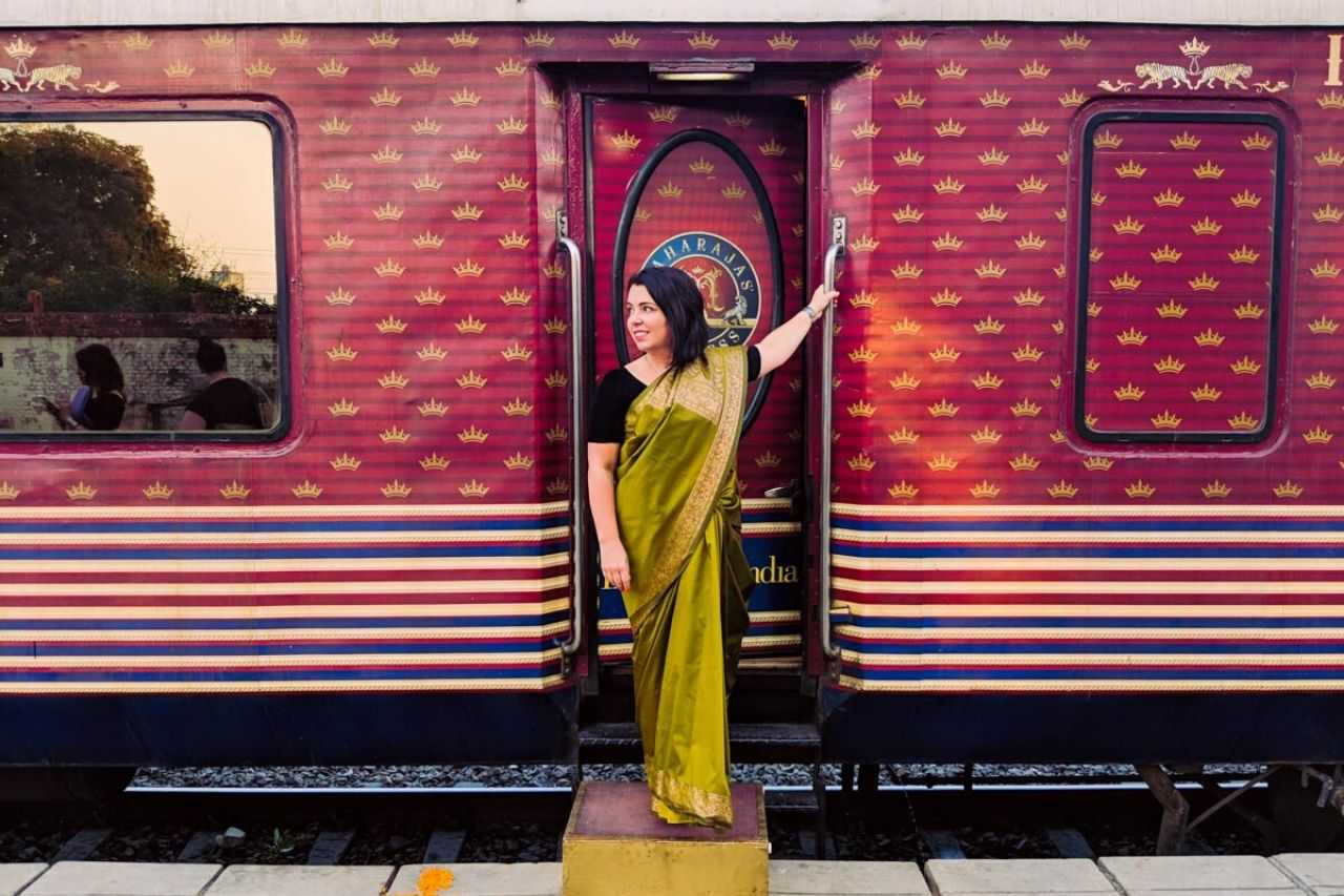 Ayngelina on the Maharajas Express - travel experience in India as revelead by foreign travellers