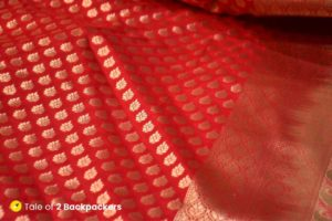 Banarasi Saree - what to buy from India