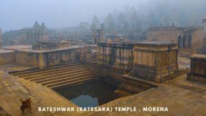 Batesara Temple Morena or Bateshwar Temple Complex, Madhya Pradesh