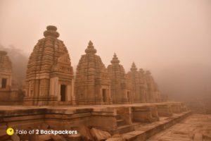 Batesara Temple Morena MP