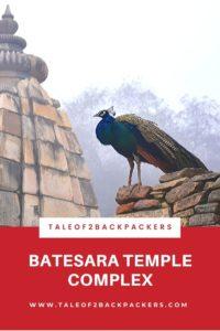 Bateshwar Temple Morena Madhya Pradesh