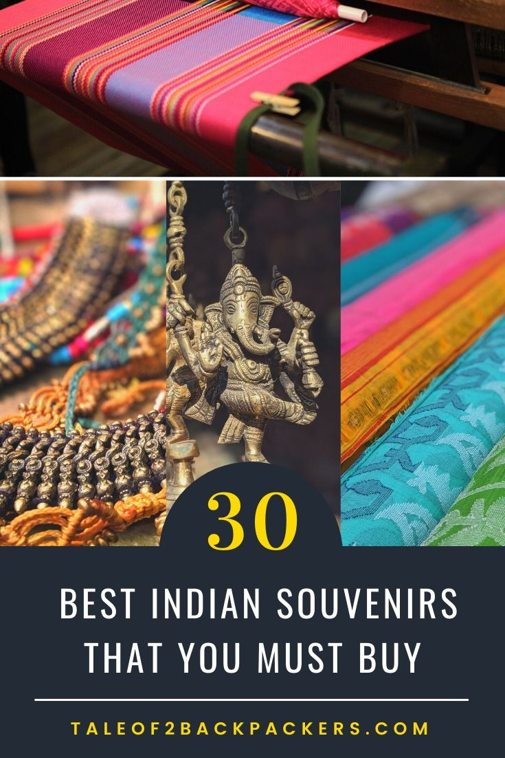 Best Indian souvenirs to buy