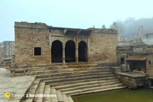 Bhooteshwar Shrine Morena