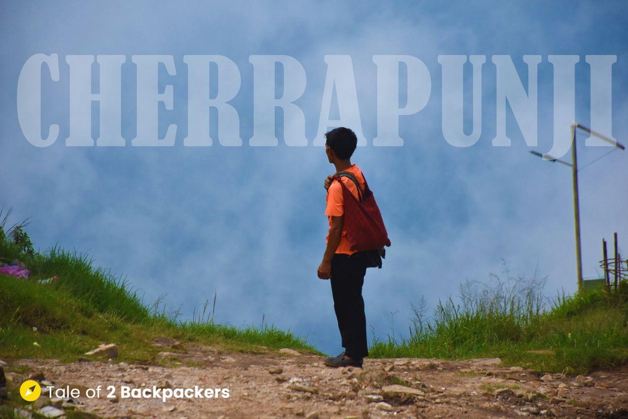 Cherrapunji also known as Sohra