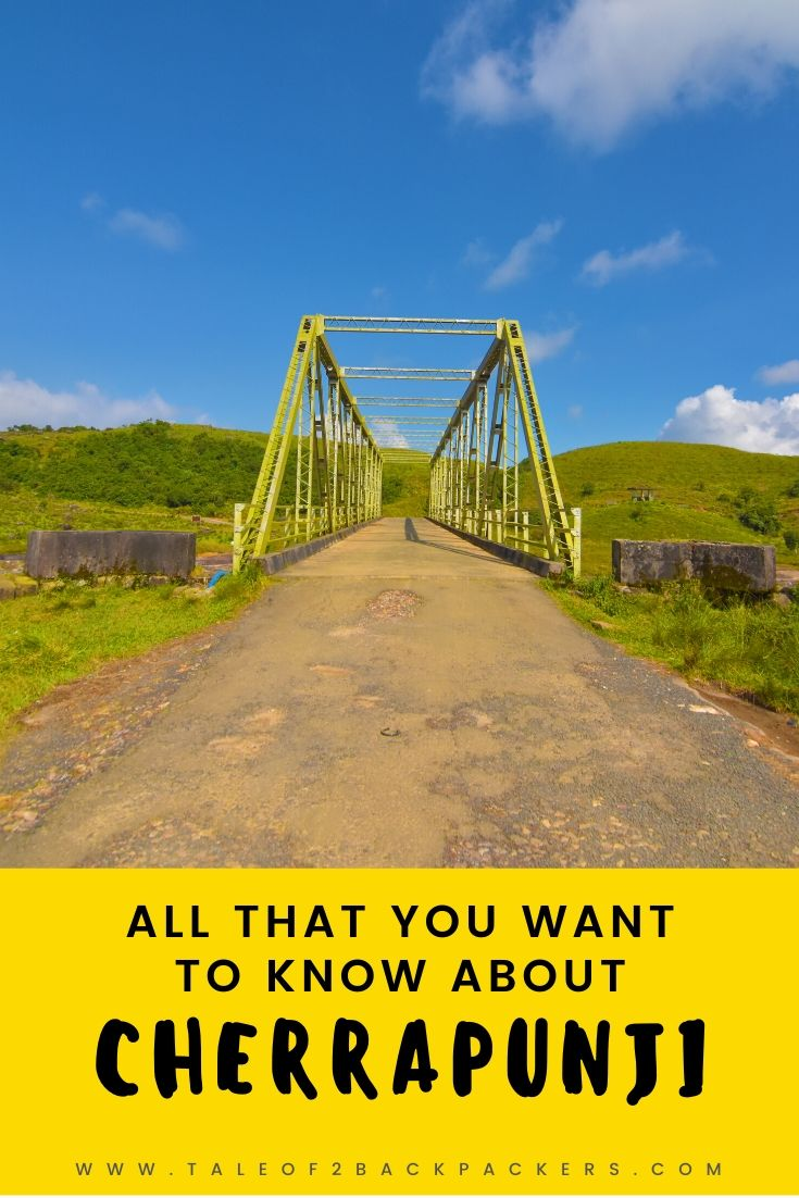Cherrapunji Travel Guide