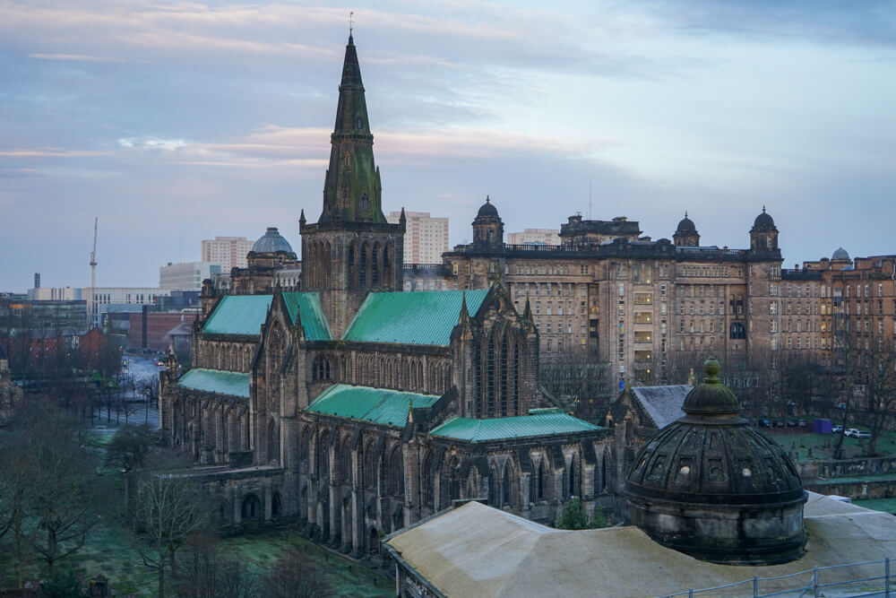 Glasgow Cathedral - Glasgow Travel Guide