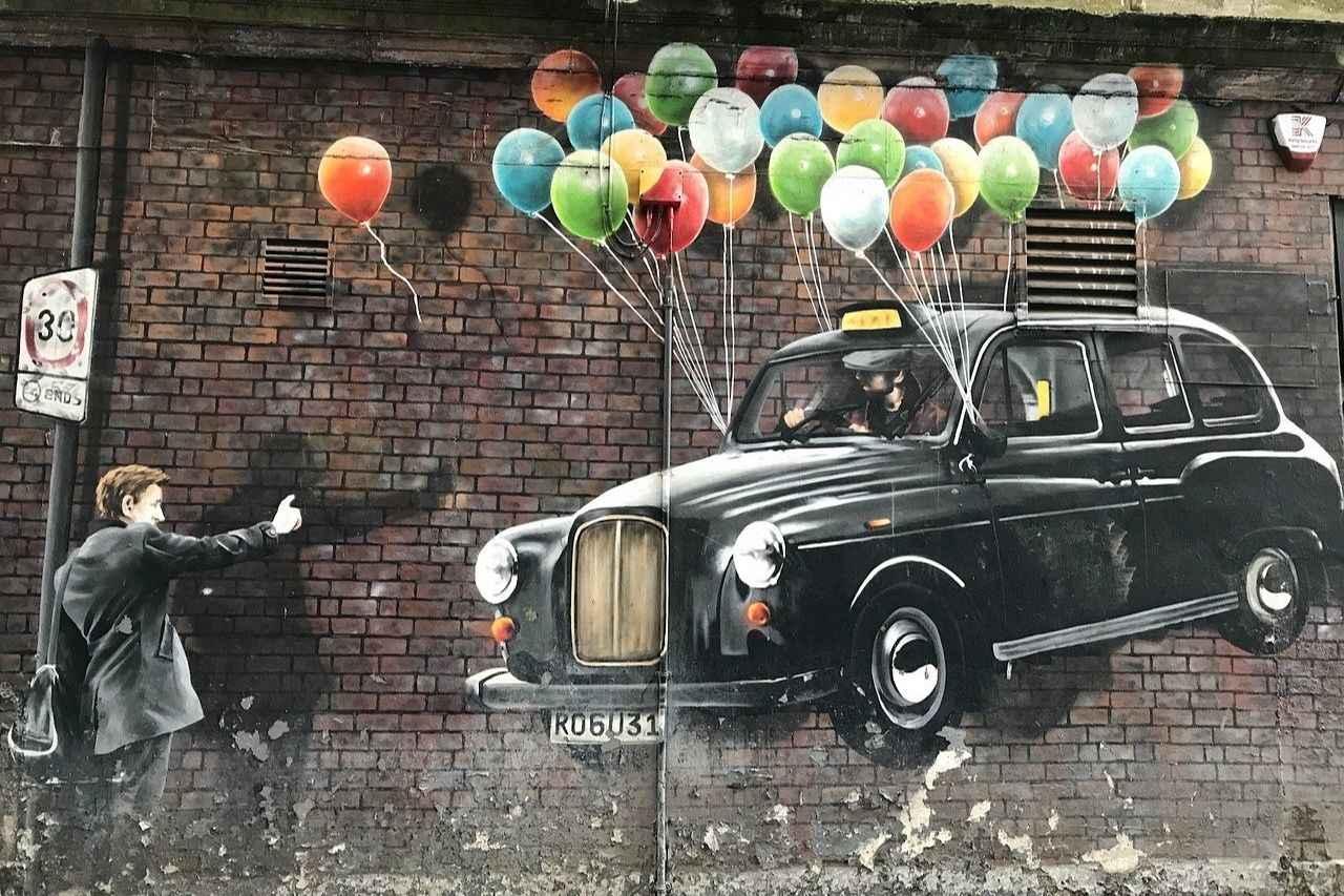 Glasgow Street Art - Glasgow Travel guide
