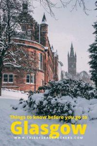 Glasgow Travel Guide