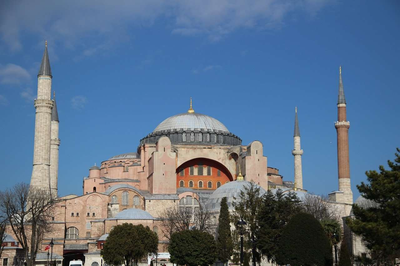 Hagia Sophia - UNESCO World WORLD HERITAGE SITES