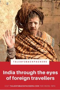 India through the eyes of foreign travellers