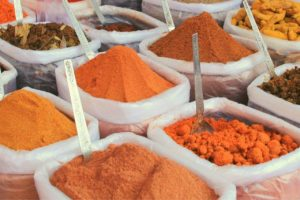 Indian spices - Indian souvenirs