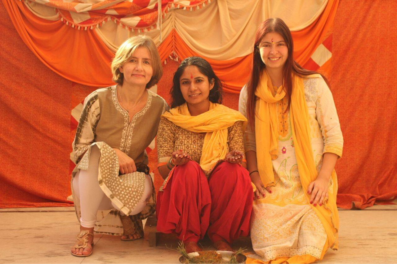 Traditional Indian marriage - travel experience in India as revealed by foreigners