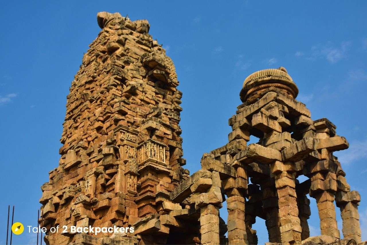 Kakanmath Temple Madhya Pradesh Tourism
