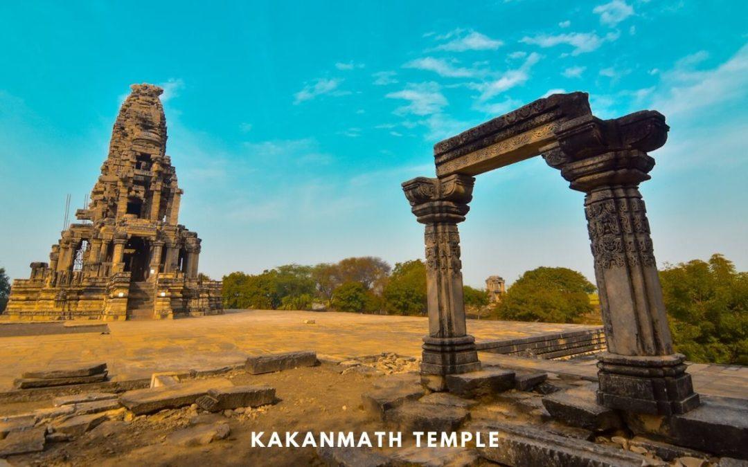 Kakanmath Temple, Hidden Gem of Morena – Ruins that Defy Gravity