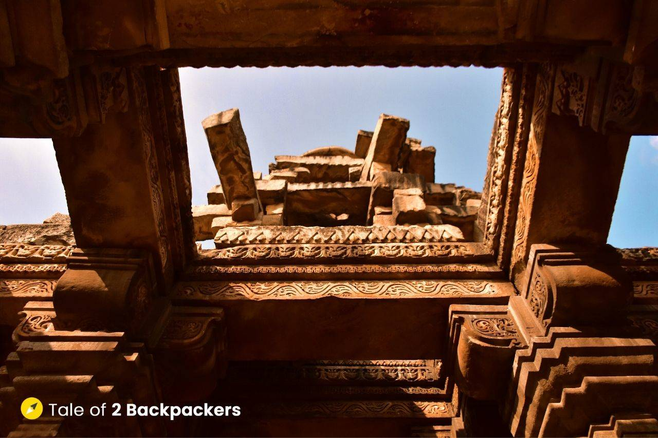 Kakanmath Temple architecture - ancient temples of India