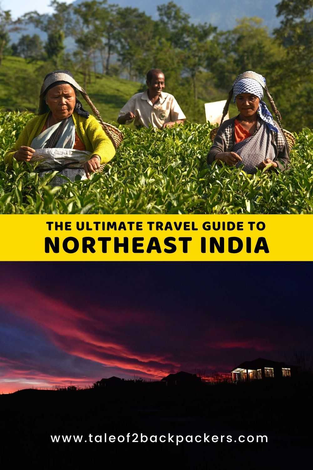Northeast India Travel Guide