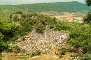 Turkey Tourism - Visiting the Ghost Town of Kayaköy Turkey
