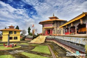 Rabong Monastery Ravangla Sikkim