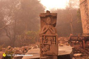 Restoration of Bateshwar Temple Complex Morena
