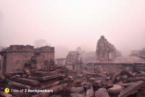The ruins of Bateshwar Temple (Batesara Group of Temples) in Morena is like solving a jugsaw puzzle