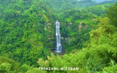 Thenzawl – Chasing the Clouds and Waterfalls in Mizoram