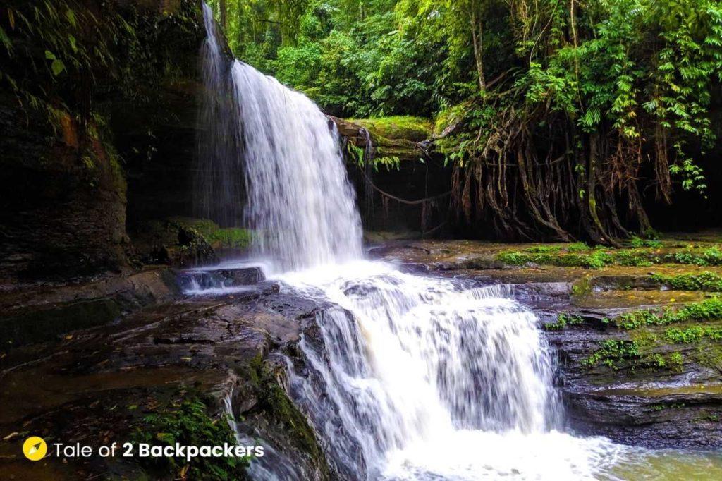 Tuirihiau Falls