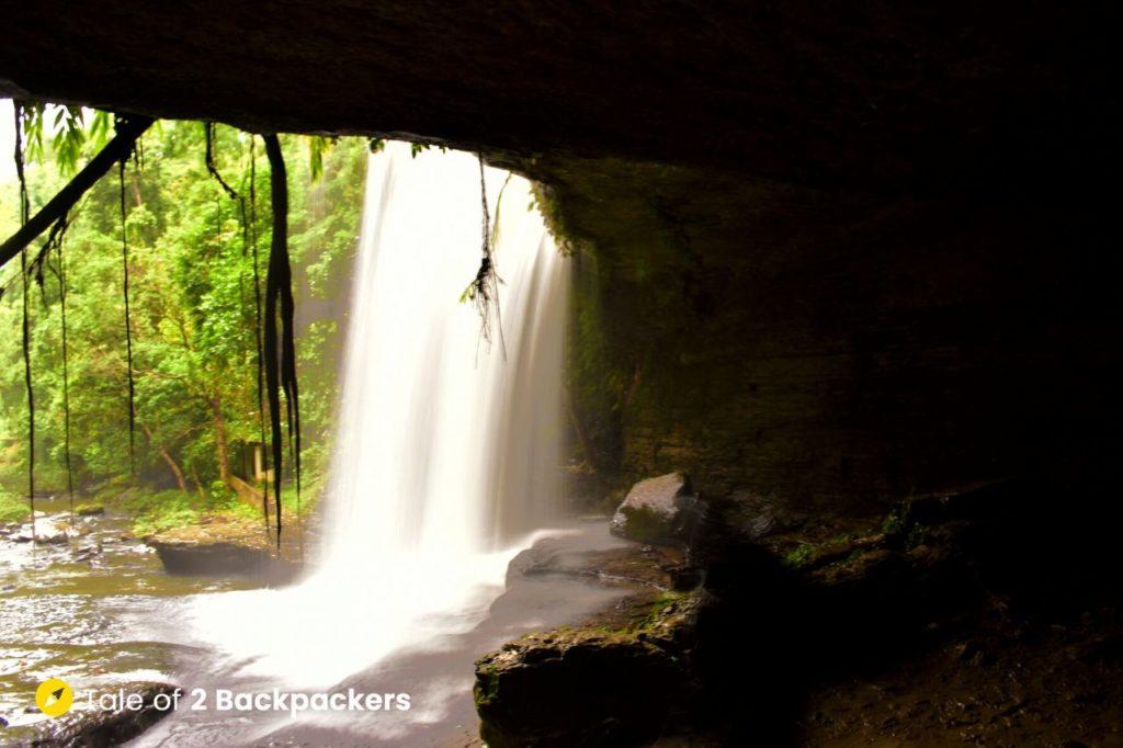 Tuirihiau Falls Thenzawl