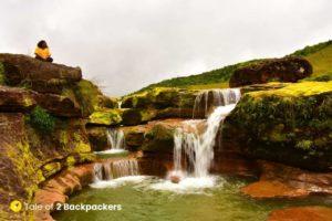 Umtynhiang Falls Cherrapunjee