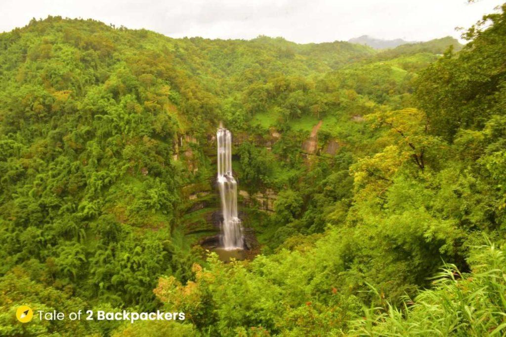 Vantwang Falls Mizoram